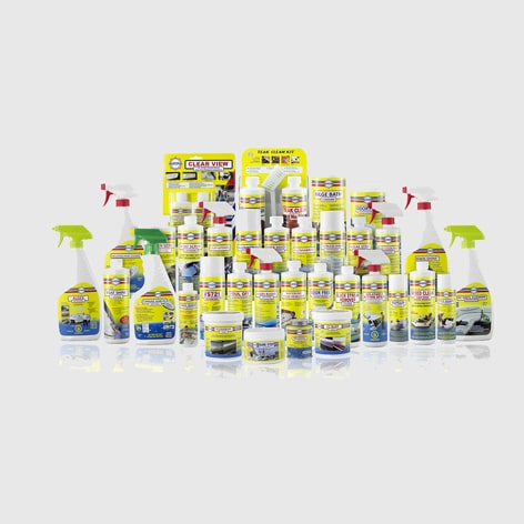Boat Cleaner Products